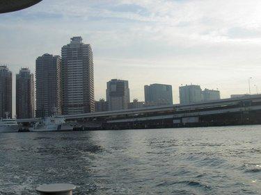 お台場ー日の出桟橋水上ボート (12).JPG