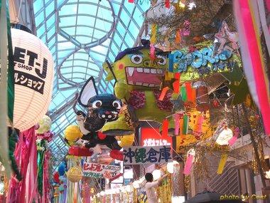阿佐ヶ谷七夕祭り前日2.jpg