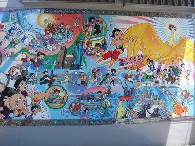 高田馬場駅前壁画B.jpg