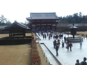 奈良東大寺、大仏殿2bb.JPG